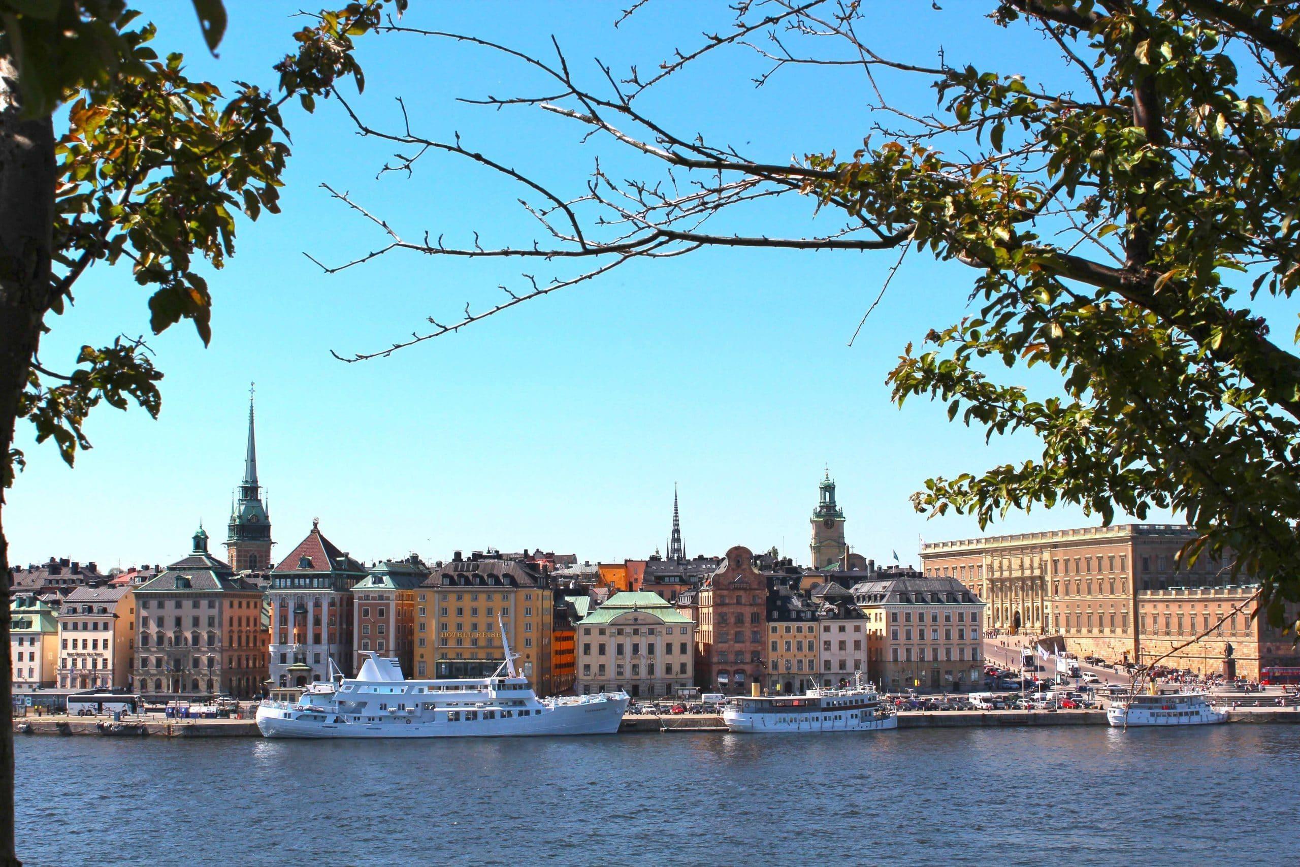 Gamla Stan, il centro storico di Stoccolma 1
