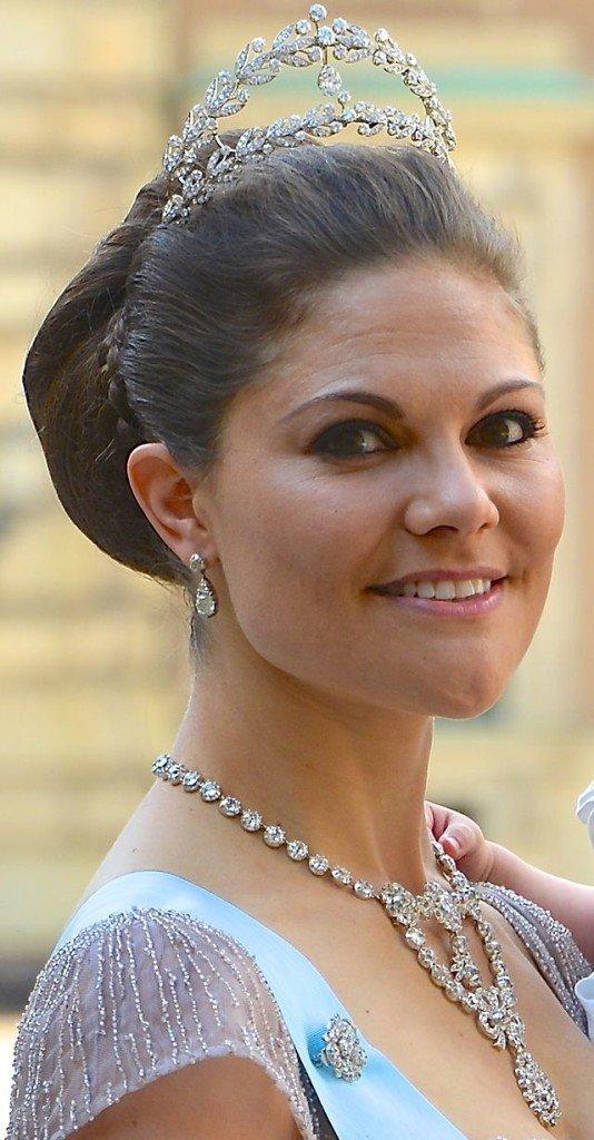 La principessa Vittoria - Foto:  Frankie Fouganthin