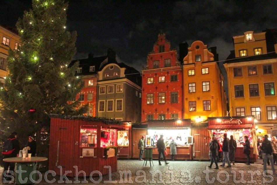 Mercatini di Natale e luminarie a Stoccolma + tour natalizio 3