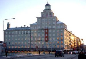 L'isola di Kungsholmen a Stoccolma 4