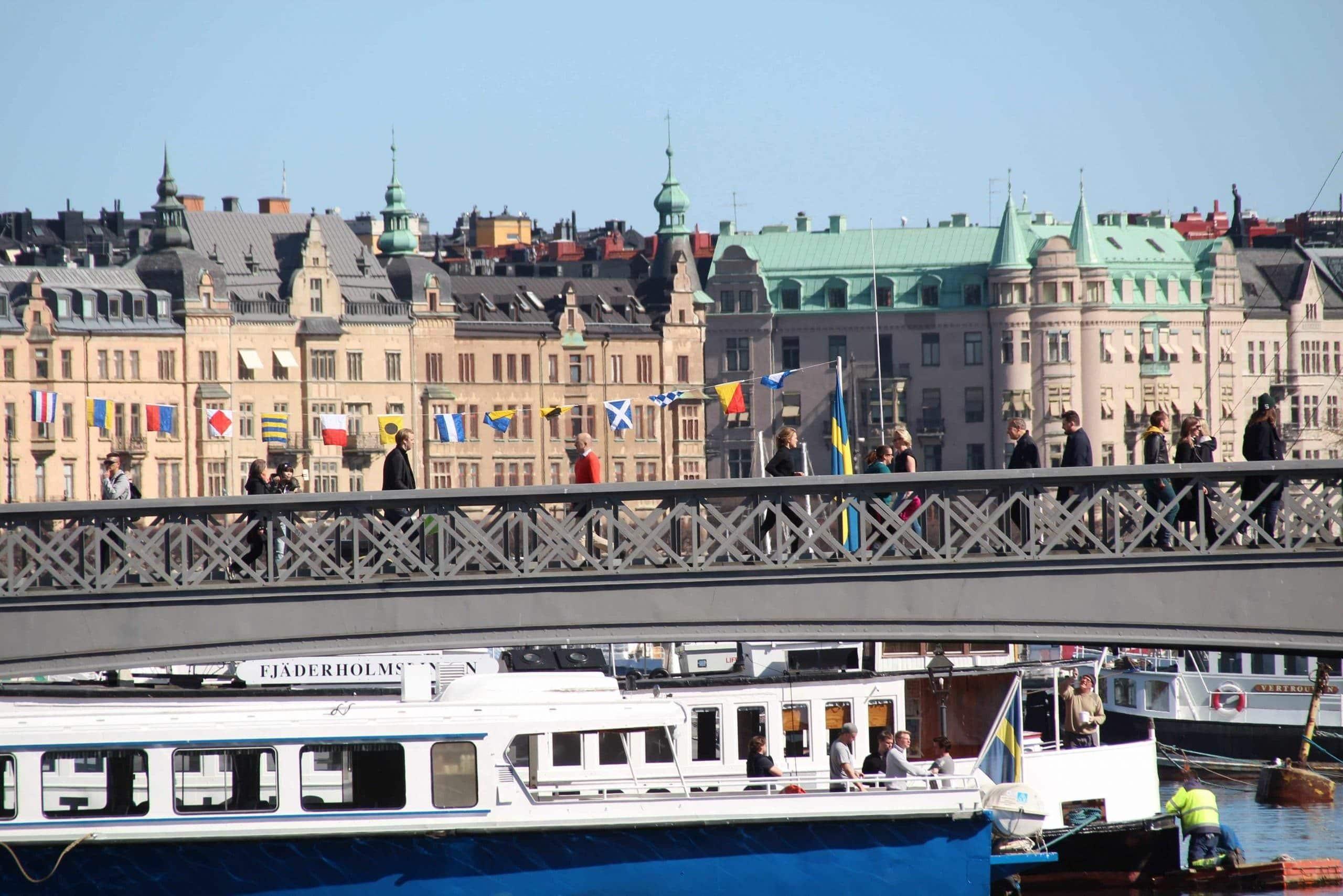 Stoccolma in 5 giorni