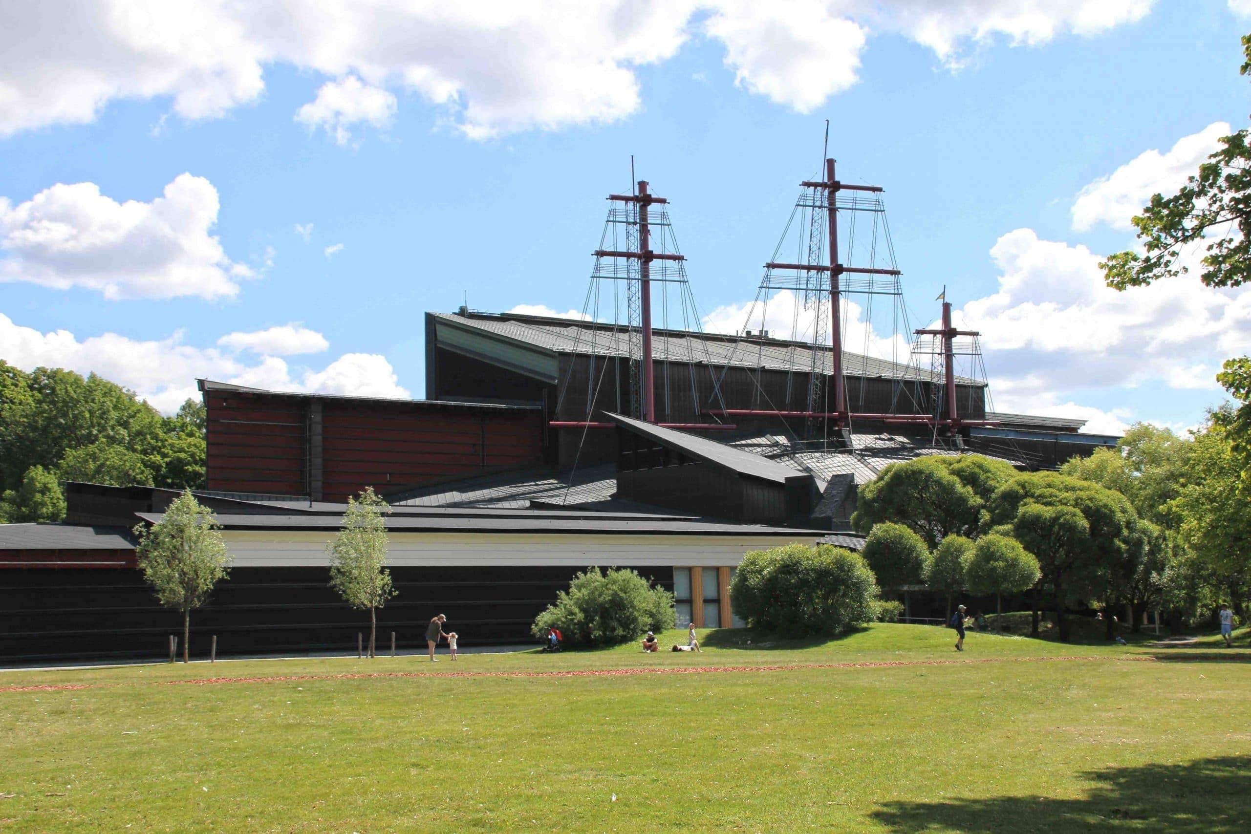 Visita guidata del Museo Vasa