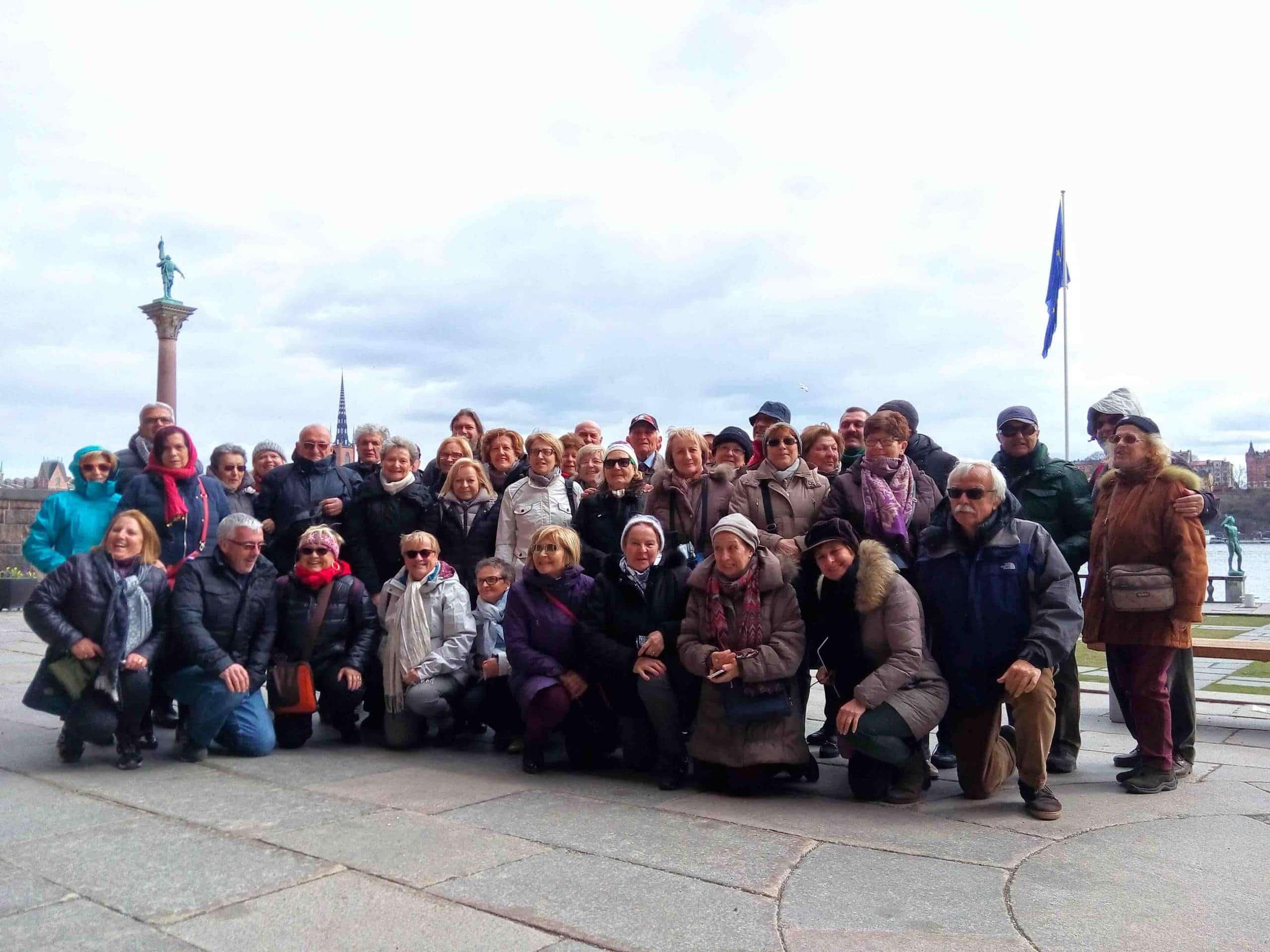 Viaggio organizzato di gruppo a Stoccolma 1