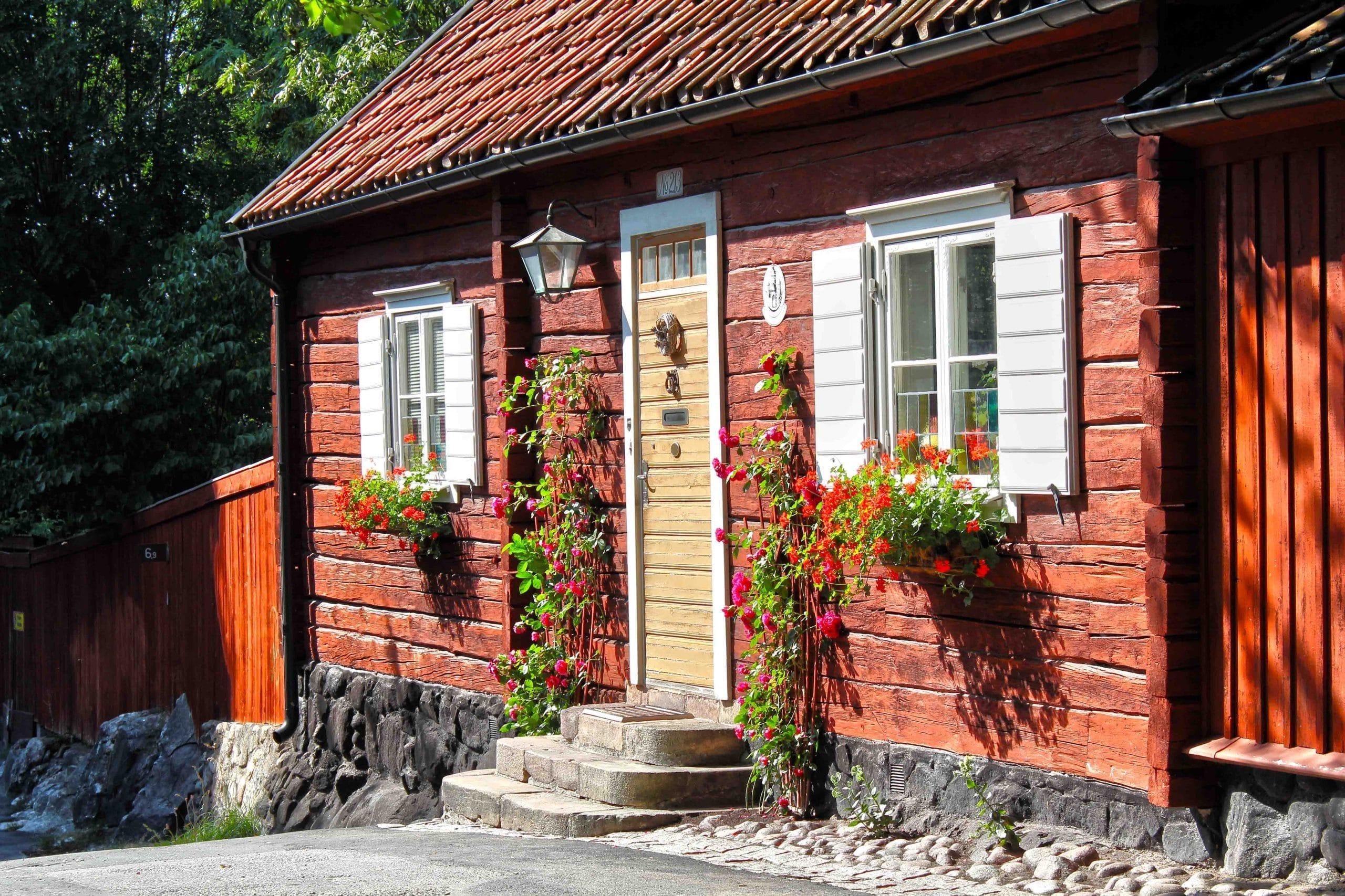 Stoccolma antica e bohémiènne
