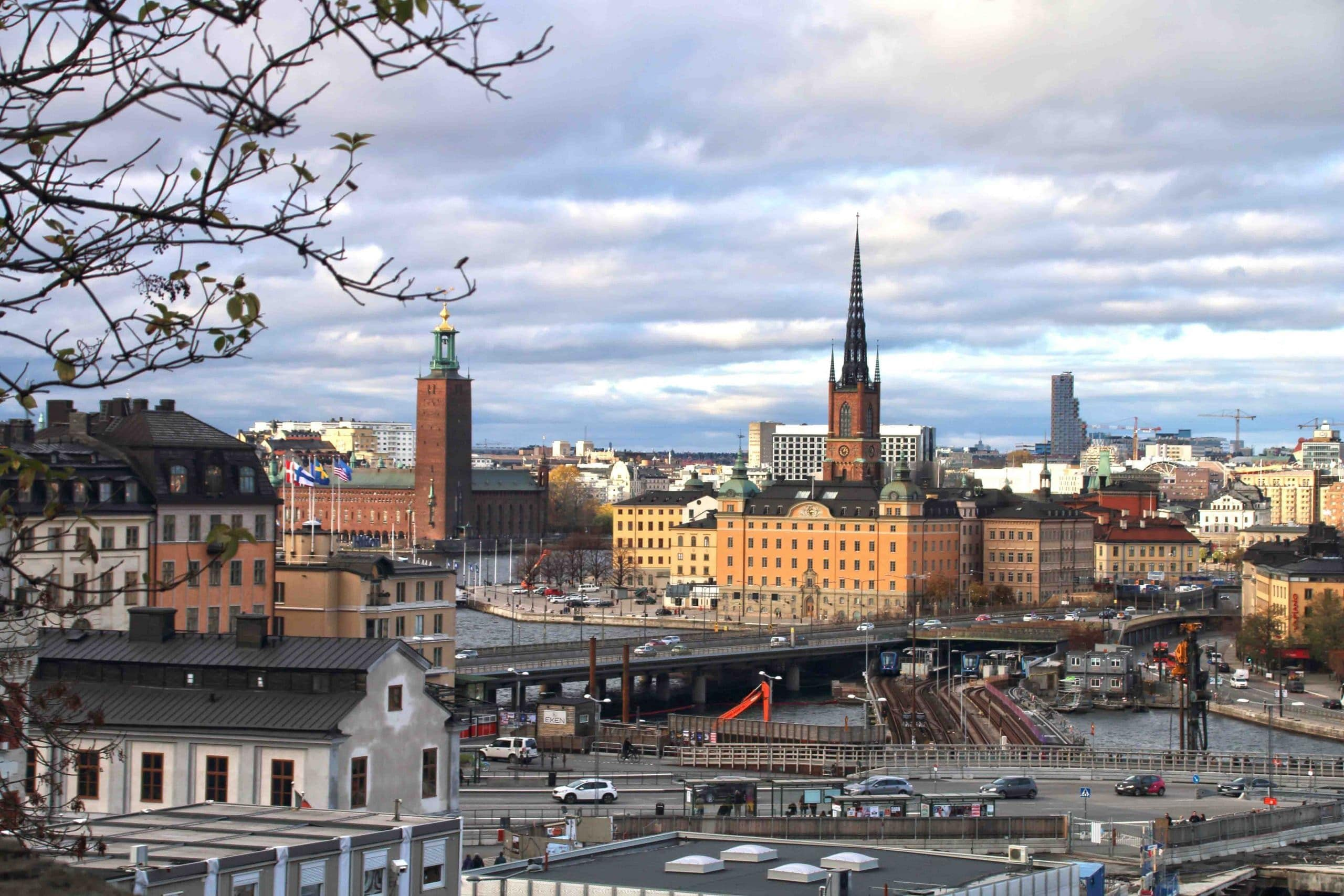 I quartieri di Stoccolma 1