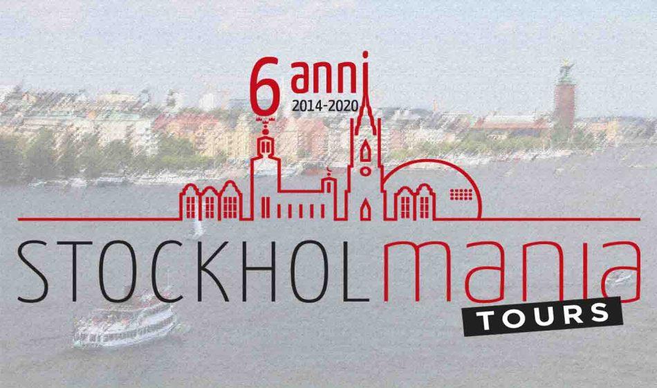 StockholMania Tours compie 6 anni! 1