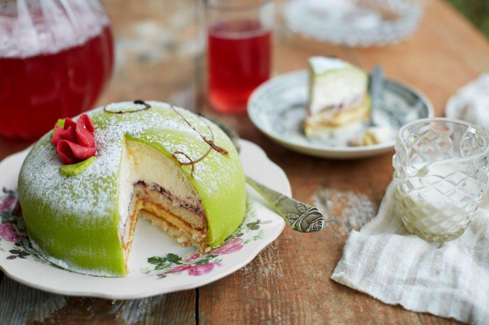 La torta della principessa 1