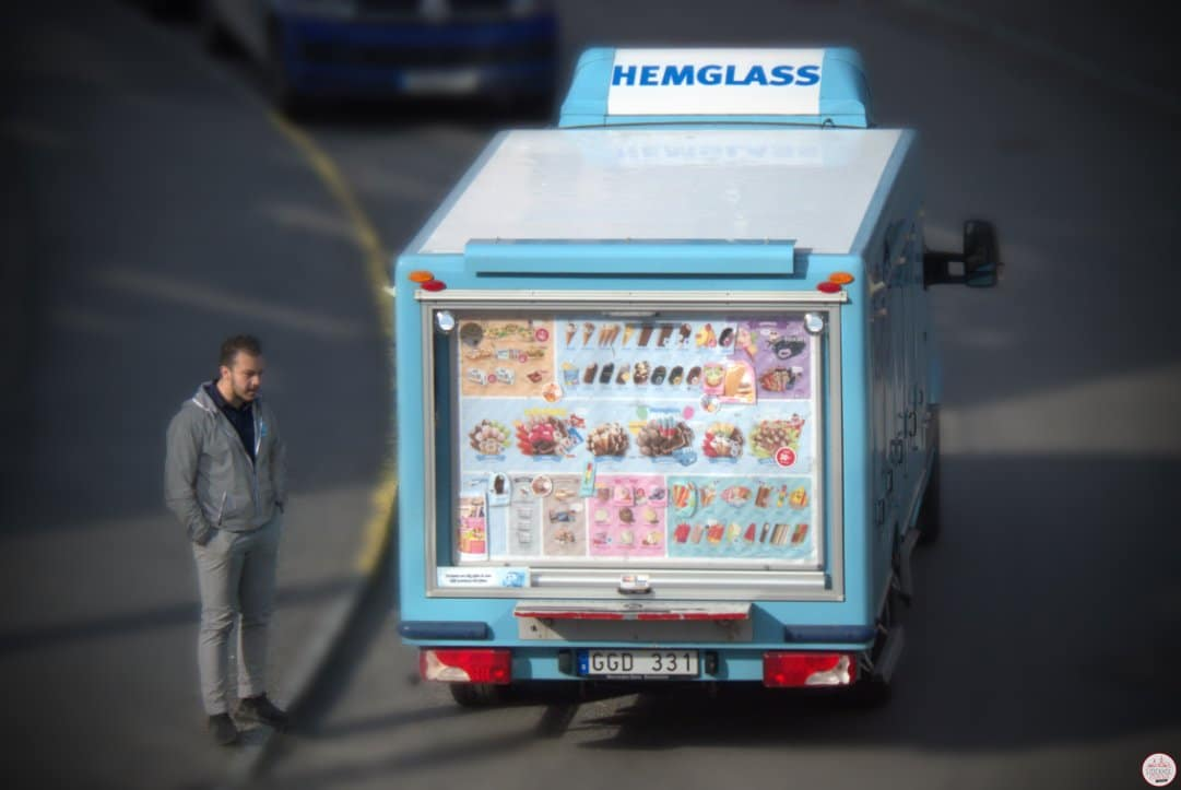 gelati svedesi a domicilio