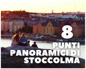 Gamla Stan, il centro storico di Stoccolma 3